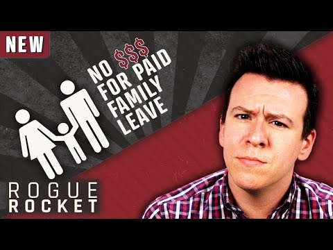 Why Paid Family Leave Is A HUGE Problem For America…