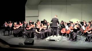 nshs symphonic orchestra 2013 fall concert overture to the wind mosier