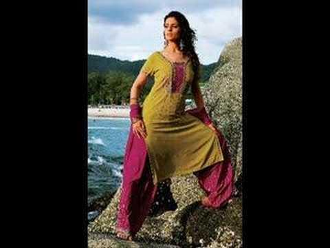 Indian Women Fashion Salwar Kameez