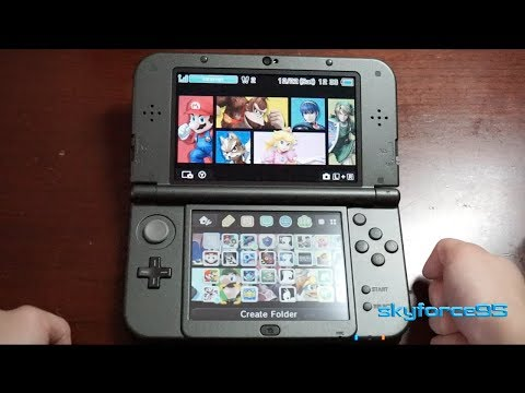 What's on my 3DS 2018