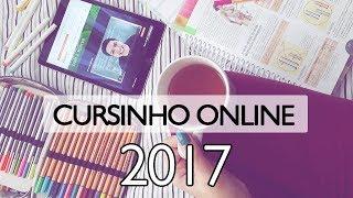 cursos gratuitos CURSINHOS ONLINE QUE USEI EM 2017 | CURSINHO PRÉ VESTIBULAR