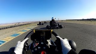 GoPro: Sonoma Karting
