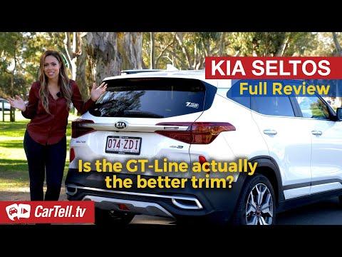 2021 Kia Seltos GT Line review | Australia