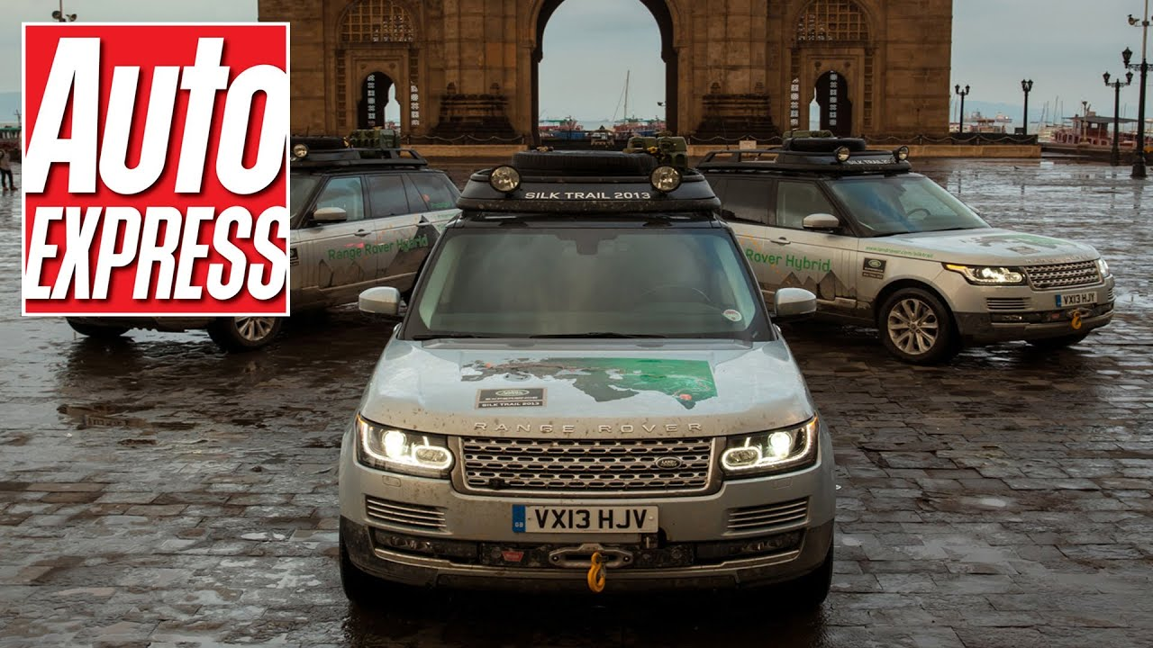 Land Rover pletes world s first hybrid expedition