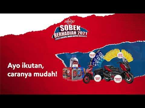 Sobek Berhadiah 2021 - Tutorial