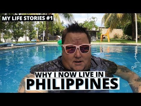 Why I am an Expat in The Philippines - (MY LIFE STORIES #1)