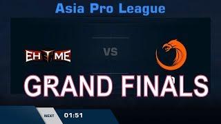 TNC vs EHOME - Grand Finals (BO5) | Dota 2 Asia Pro League 2018
