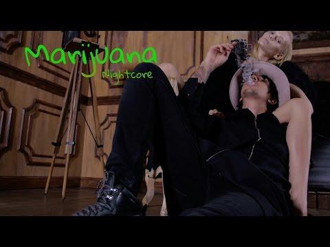 Marijuana (Ghali) - Nightcore