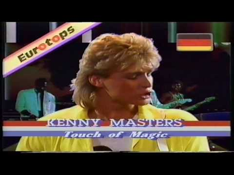 Kenny Masters  -  Touch of Magic
