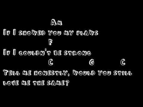 locked away r city ft adam levine lyrics and chords