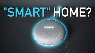 Living with The Google Home Mini REVIEW