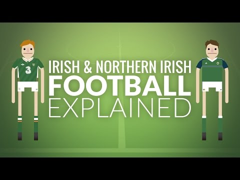 Euros  - Northern Irish and Irish Football explained - BBC Sport
