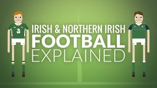 Euros 2016 - northern irish and irish football explained - bbc sport