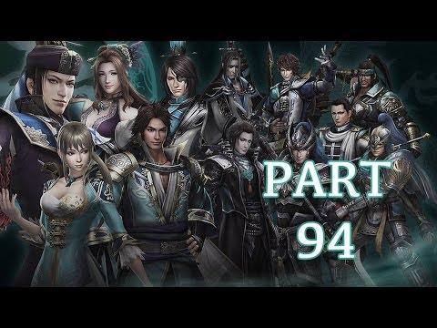 Dynasty Warriors 8 Walkthrough PT. 94 - Zhuge Dan's Rebellion (Wang Yuanji)