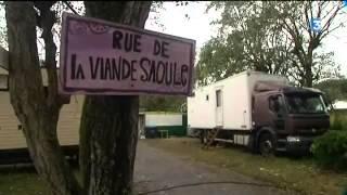 Le camping d'Aytré détruit par Xynthia est squatté