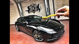Ferrari GTC4 Lusso scratch test