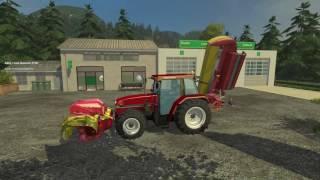 "[""Landwirtschafts Simulator 15"", ""LS 15"", ""CASE"", ""MAXXUM"", ""5150"", ""Mod-Test"", ""Traktor"", ""Let's Play""]"