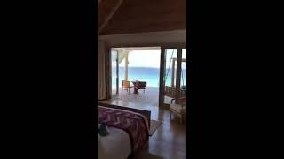 Milaidhoo Island Maldives - Water Pool Villa 2018 || How to book cheapest in description