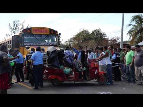 Accidente de tránsito en Mateare deja dos personas fallecidas