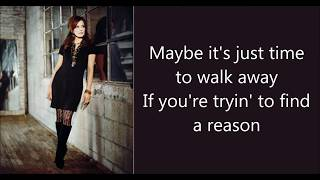 Tryin' To Find A Reason - Martina McBride (ft. Keith Urban)