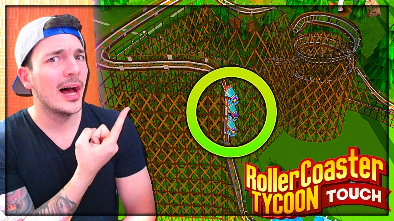 RollerCoaster Tycoon Touch Cheats, Hack and Tips To Free Tickets & Coins