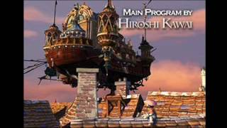 [TAS] Final Fantasy IX 100% Perfect Game Combined Stats Path Redux Disc1