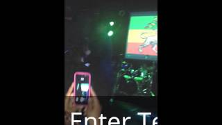 Ethio-man Live With Ras Band On Aster Aweke Concert In San Diego