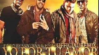 Yo Por Tu Amor - Marvin Ft  Gocho & Dylan & Lenny