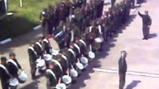 GENDARMERIA NACIONAL ARGENTINA-BANDA ESCUGEN