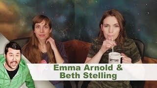 Post-Sesh Interview w/ Emma Arnold & Beth Stelling