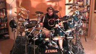"Rush ""Distant Early Warning"": Drums!!!"