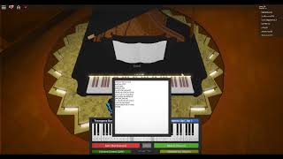 Roblox piano sheets despacito 1v.1