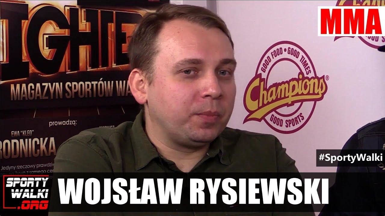 Dyrektor Sportowy KSW o angażu Anny Lewandowskiej