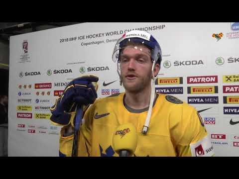 Mattias Ekholm säkrade svensk vinst