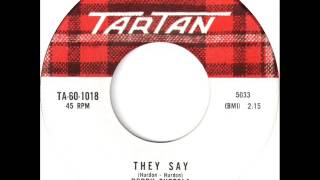 Bobby Curtola - They Say