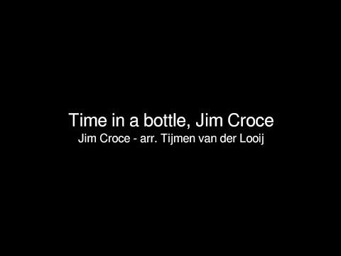 Time in a bottle, Jim Croce, Clarinet Sheet