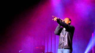 Carl Thomas- Summer Rain Madison Square Garden 2/10/11