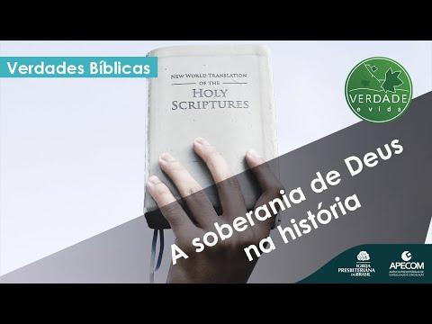 A soberania de Deus na história