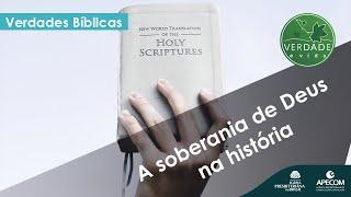 0715 - A soberania de Deus na história