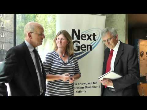 Brian Dolby interviews NextGen directors Marit Hendriks and Andrew Macdonald