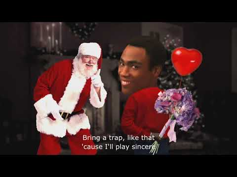 TonyG Choreographer,Choreography-Troy & Abed's Christmas Rap - Community