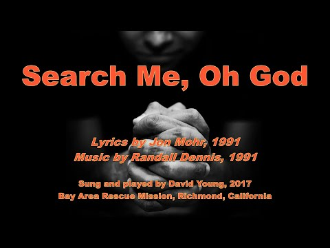 Search Me, Oh God (Steve Green Version)