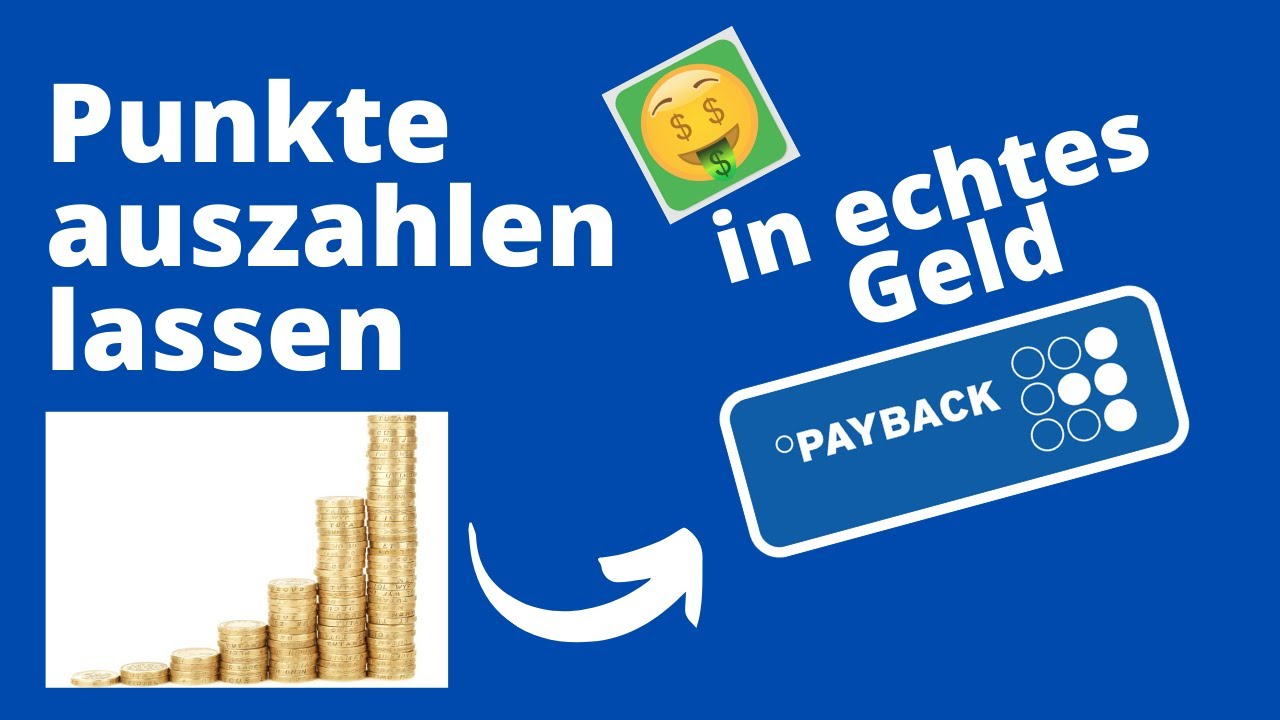 Payback Aufs Konto