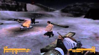 Fallout New Vegas: Booted. Death to Caesar's Legion!