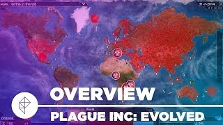 Plague Inc: Evolved Gameplay Overview