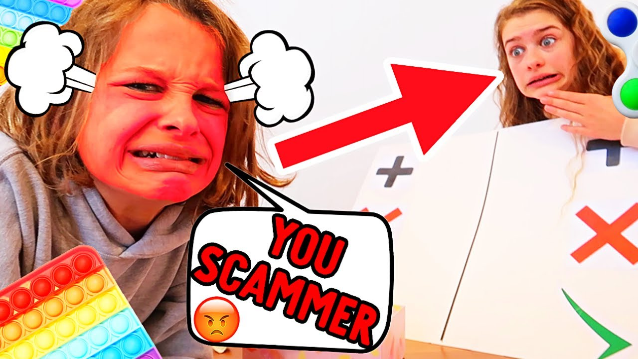 Download SOCKIE SCAMS BIGGY in FIDGET TRADE IF YOU RAGE - Gaming w/ The Norris Nuts