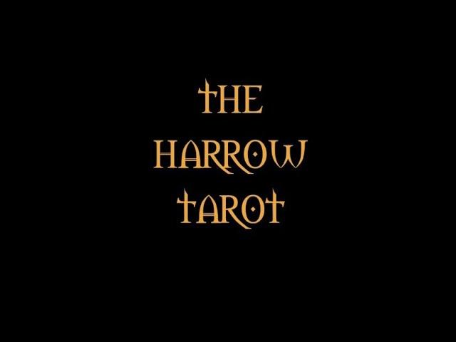 THE HARROW TAROT (Featuring Modern Witch Tarot Deck)