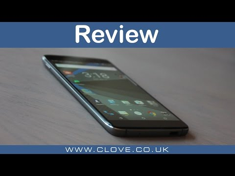 DTEK60 By BlackBerry Review