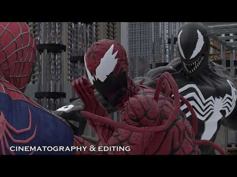 Venom vs Carnage Fight Scene Breakdown - Spider-Man and Venom vs Carnage - Spider-Man Ultimate 7