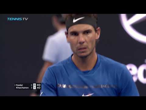 Nadal, Isner reach last eight; Zverev wins 50th match of the season | Beijing 2017 Day 4 Highlights